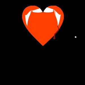 I Heart QB TSHIRT 01g